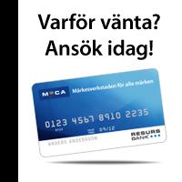 Ansök om MECA kortet
